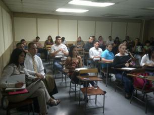 Ponencia LIDERANDO EL CAMBIO en la UJMV el 16-07-2014