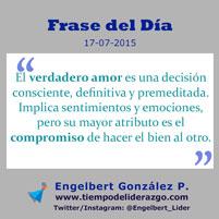 Frase del Día 17-07-2015
