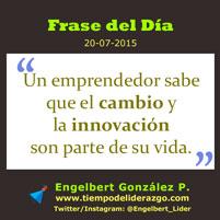 Frase del Día 20-07-2015