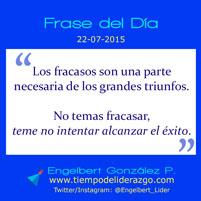 Frase del Día 22-07-2015