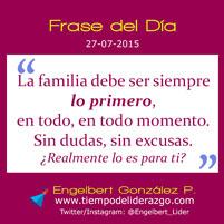 Frase del Día 27-07-2015