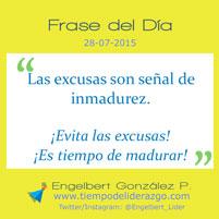 Frase del Día 28-07-2015