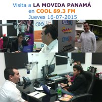 LA MOVIDA PANAMA – Radio Entrevista