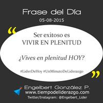 Frase del Día 05-08-2015
