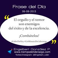 Frase del Día 06-08-2015
