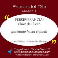 Frase del Día 07-08-2015