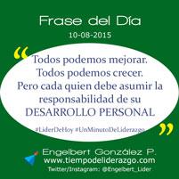 Frase del Día 10-08-2015