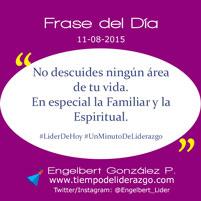 Frase del Día 11-08-2015