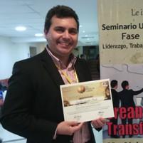 3ra Certificación Internacional como Coach