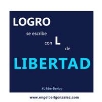 Frase del Dia Logro Libertad