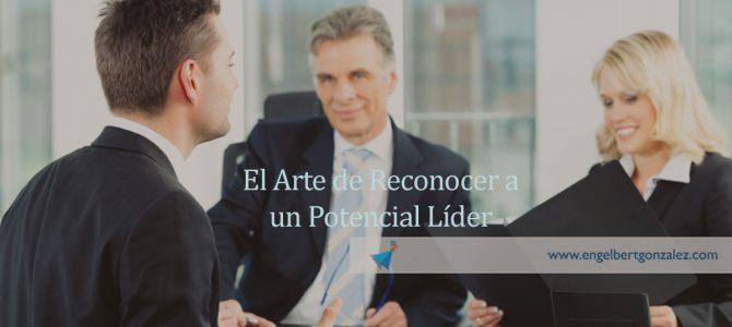 Reconocer a un potencial líder
