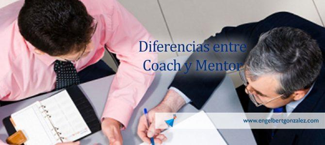 Diferencias entre Coach y Mentor