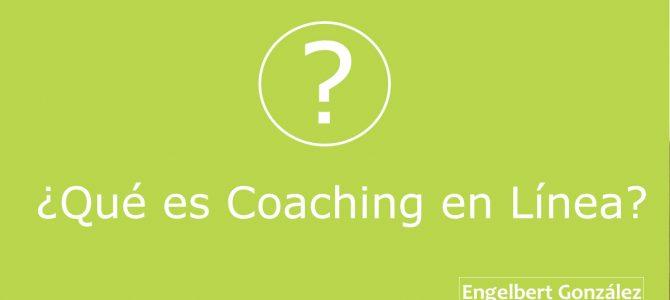 ¿Qué es Coaching en Línea?