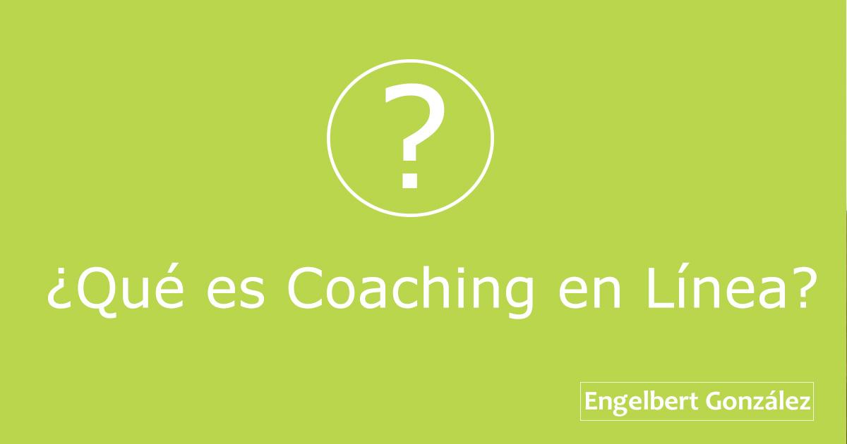 que es coaching en linea tiempo de liderazgo
