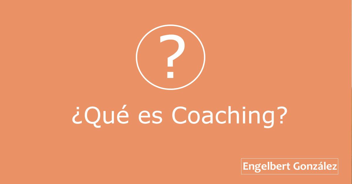 que es coaching tiempo de liderazgo